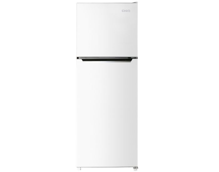 Chiq CTM370W 370L Top Mount Fridge in White main