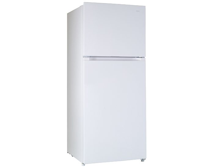 Chiq CTM550W 550L White Top Mount Fridge Main