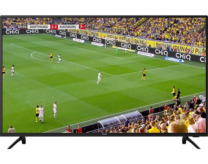 Chiq U55H6 55inch UHD TV 2