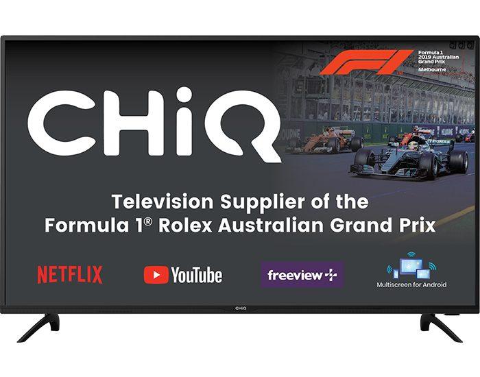 Chiq U55H6 55inch UHD TV Main
