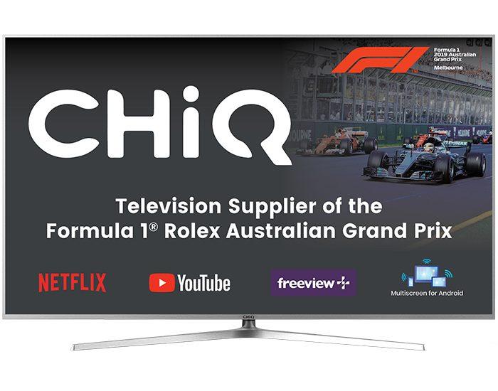 Chiq U65H7 65Inch LED 4K UHD TV Main