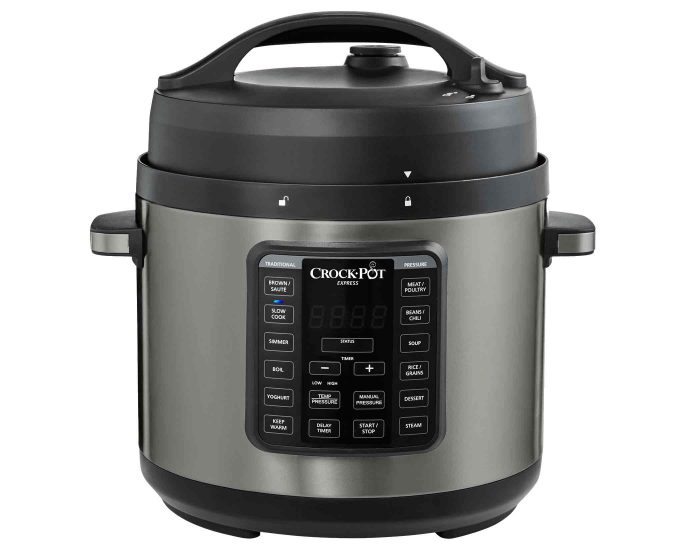 Crockpot CPE210 5.7L Easy Release Multi-Cooker Main