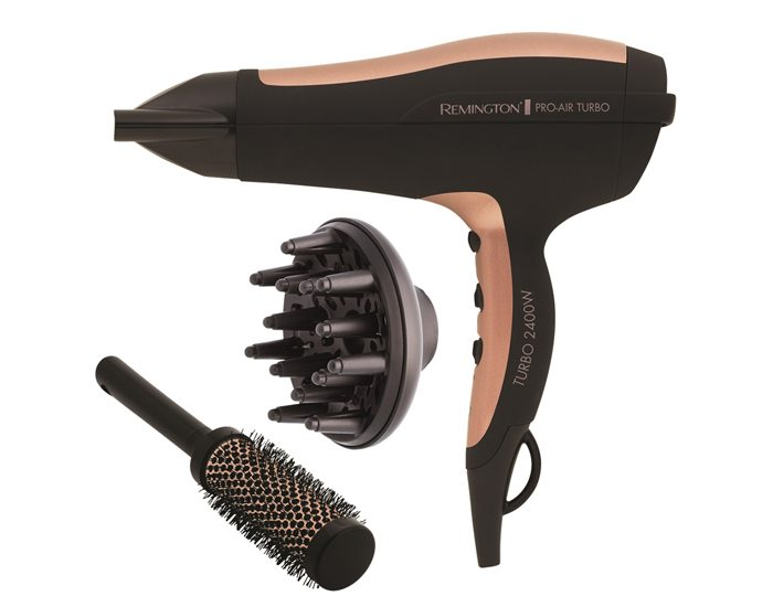 Remington D5220AU 2400W Pro-Air Turbo Hair Dryer
