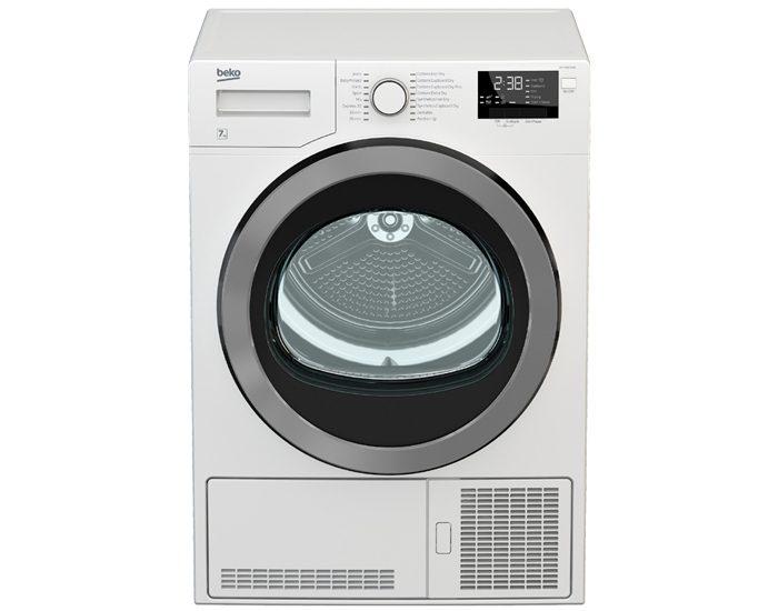 Beko DCY7402GXB2 7kg Condensor Dryer