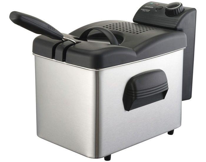Sunbeam DF6300 4L Stainless Deep Fryer