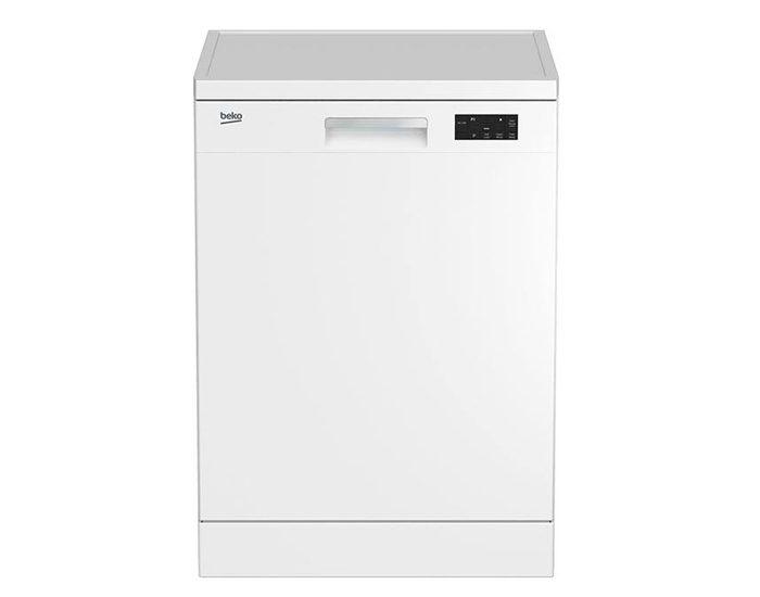 Beko DFN16420W 60cm Freestanding Dishwasher