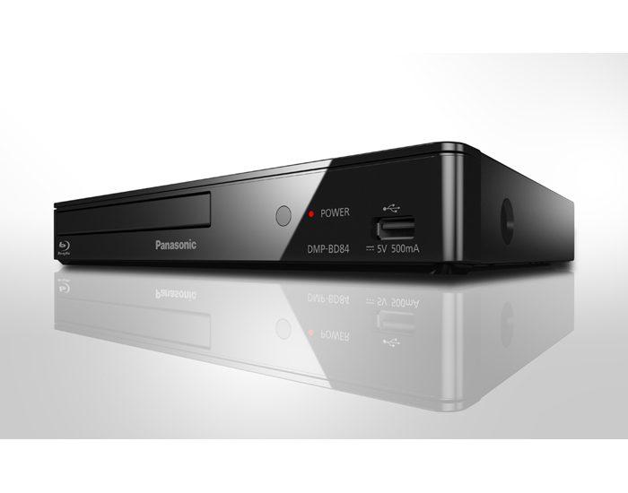 Panasonic DMPBD84GNK BD/DVD Player
