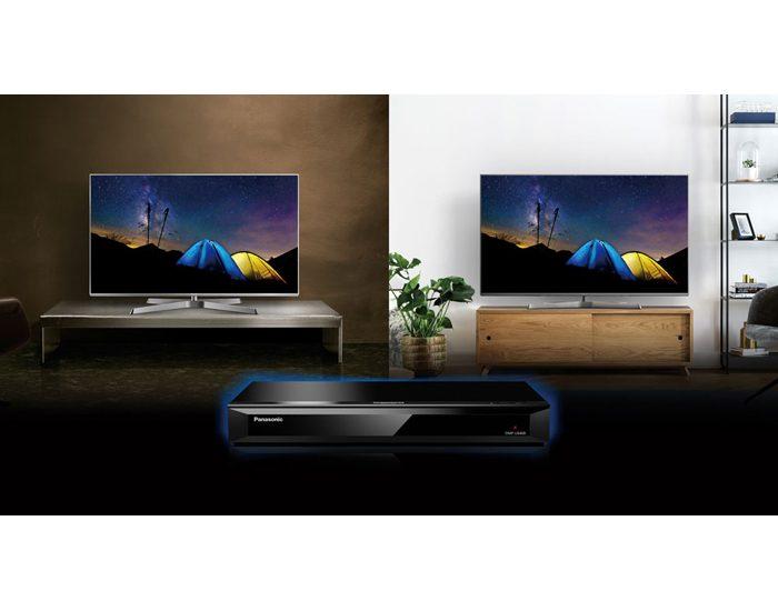 Panasonic DMPUB400GNK UHD Blu-ray Player