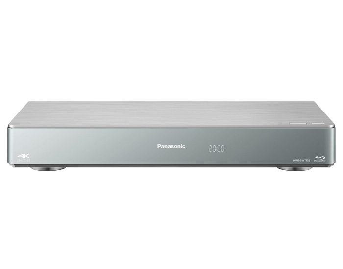 Panasonic DMRBWT955GL 2Tb Triple Tuner BD/DVD Recorder