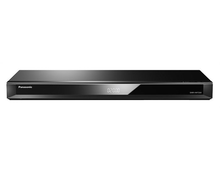 Panasonic DMRHWT260GN 1Tb Twin HD Recorder with Wireless