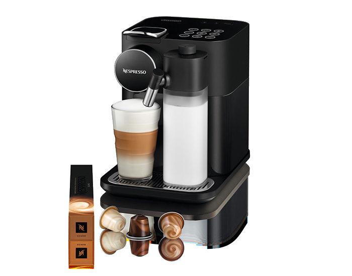 DeLonghi EN650B Gran Lattissima Coffee Machine Lifestyle