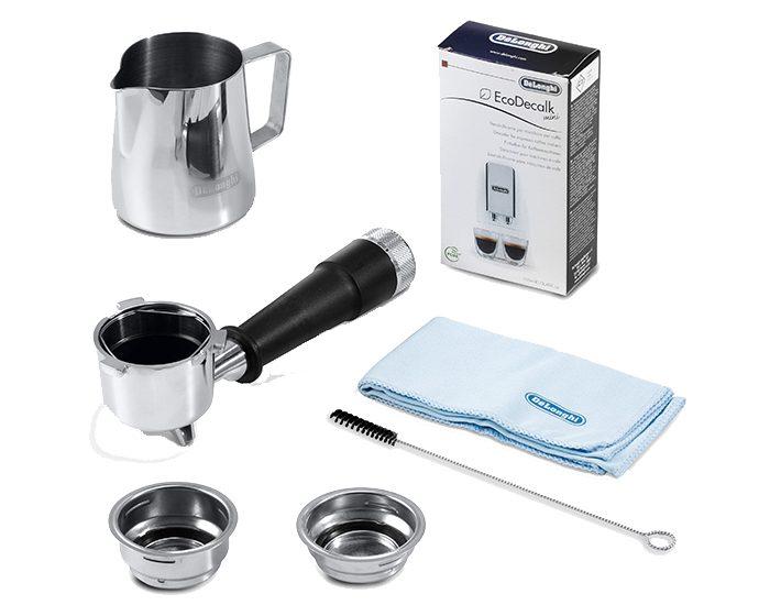 Delonghi EC9335M La Specialista Maual Coffee Machine Accessories
