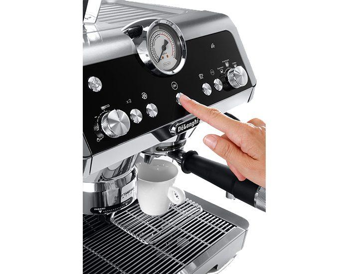 Delonghi EC9335M La Specialista Maual Coffee Machine Control