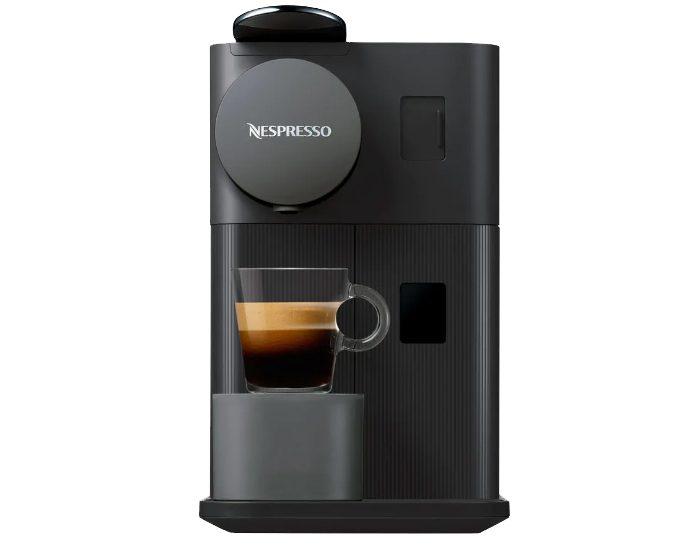 Delonghi EN500B Nespresso Lattissima One Pod Machine Front