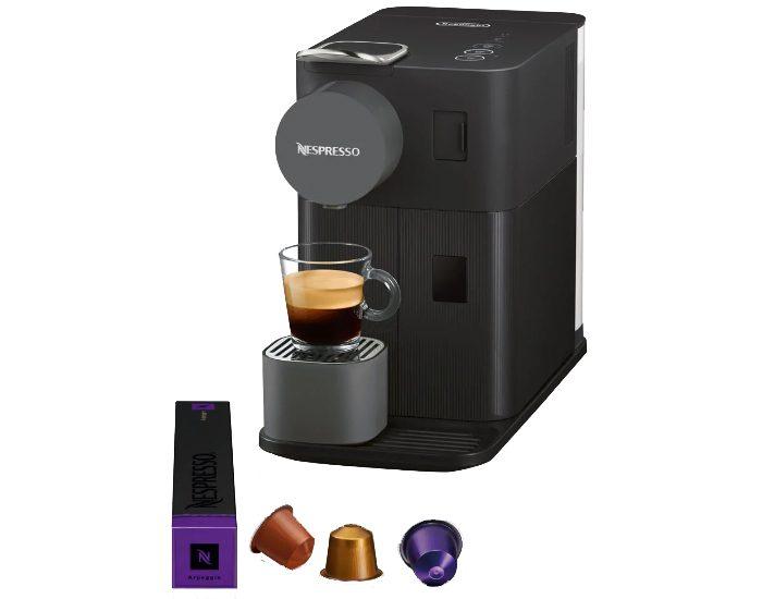 Delonghi EN500B Nespresso Lattissima One Pod Machine Lifestyle