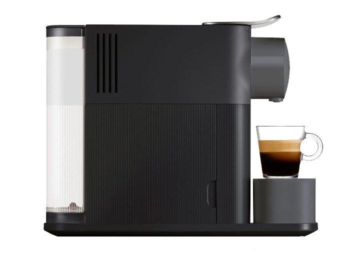 Delonghi EN500B Nespresso Lattissima One Pod Machine Side