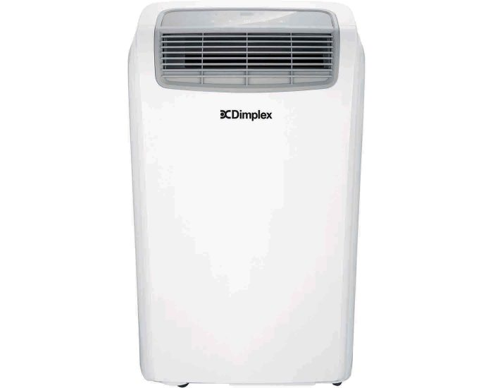 Dimplex DCPAC09C 2.6kW Cooling Only Portable Air Conditioner Main