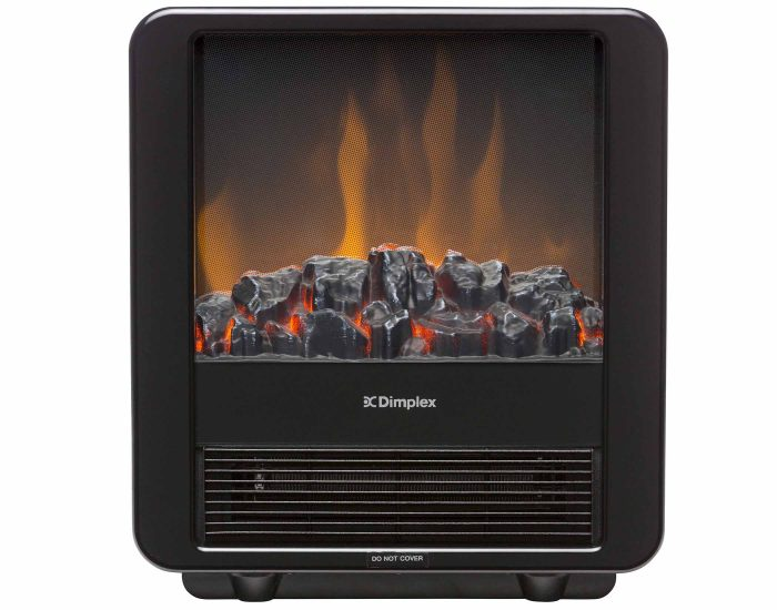 Dimplex MINICUBEB 1.5KW Portable Electric Fire MAIN