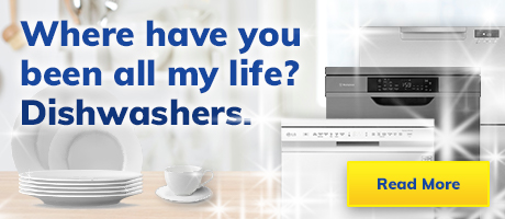 Dishwashers – Where have you been all my life?