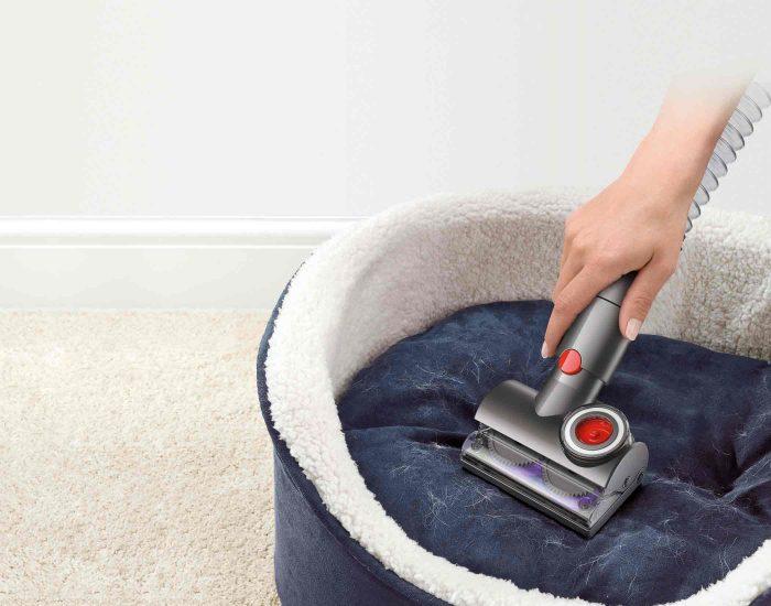 Dyson CBIGBALLANIMALPLUS Barrel Vacuum Pet Bed