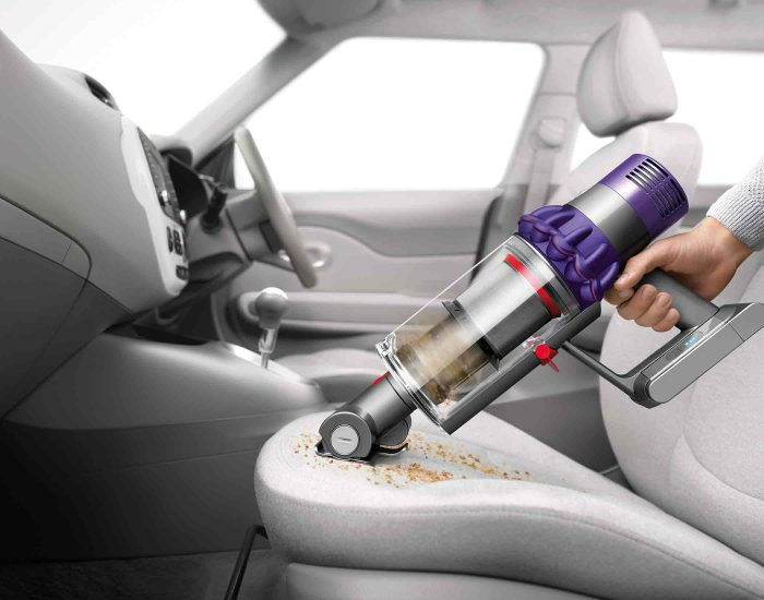 Dyson DYSONV10ANIMALPLUS Handheld Vacuum Car