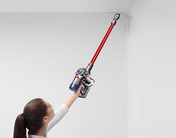Dyson DYSONV7MOTORHEAD handheld Vacuum Reach