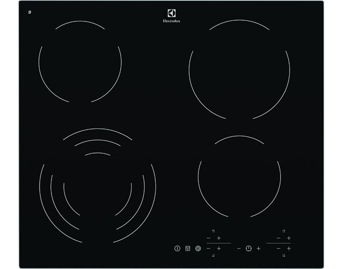 Electrolux EHC644BA 60cm Ceramic Electric Cooktop
