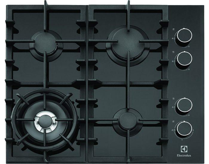 Electrolux EHG643BA 60cm Ceramic Gas Cooktop