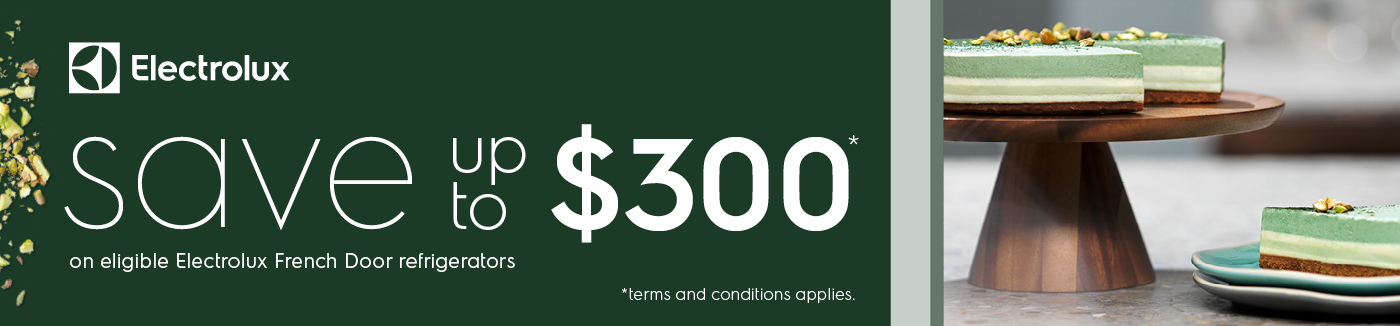 Electrolux Fridge 2019 Cashback