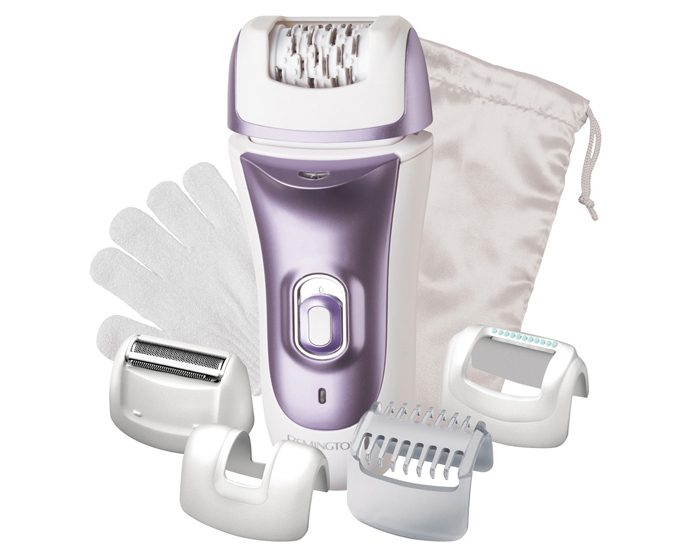 Remington EP7031AU Smooth & Silky Wet/Dry Epilator