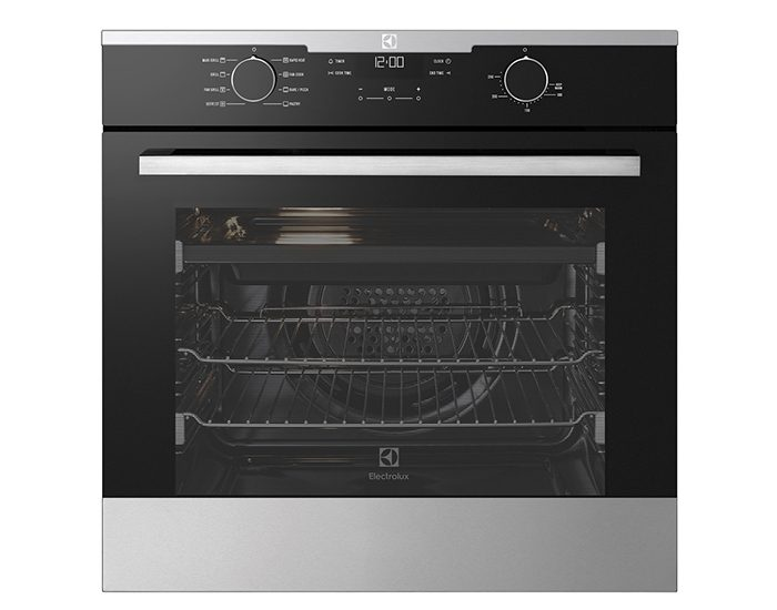 Electrolux EVE614SC 60cm Multifunction Wall Oven