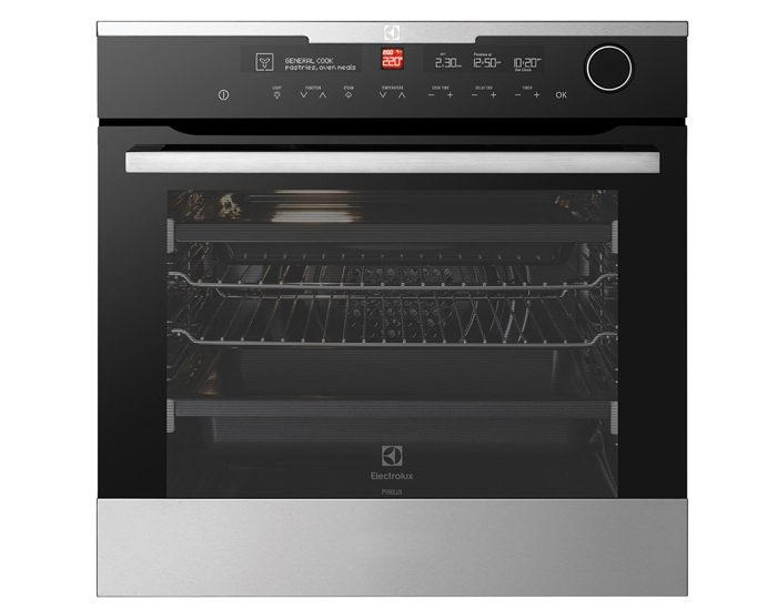 Electrolux EVEP618SC 60cm 16 Function Steam Wall Oven