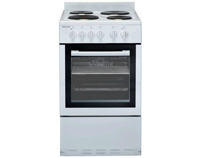 Euromaid EW50 50cm Electric Upright Cooker