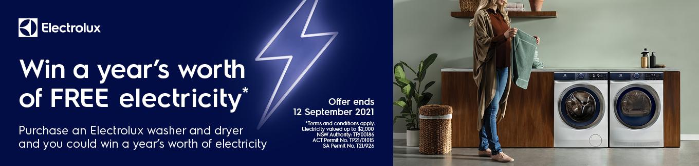 Electrolux Free Electricity Desktop