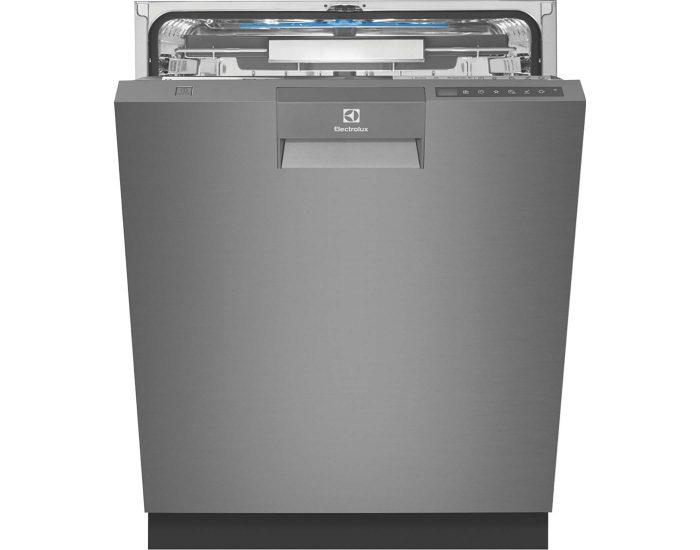 Electrolux 60cm Built-Under Dishwasher with Comfort Lift ESF8735RKX Open
