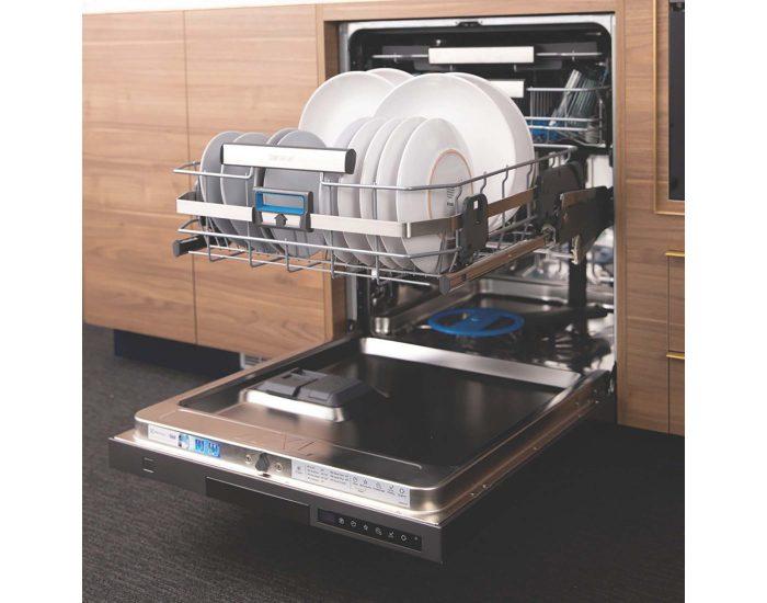 Electrolux 60cm Built-Under Dishwasher with Comfort Lift ESF8735RKX Open2
