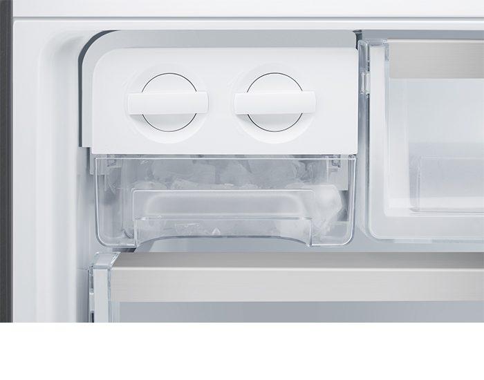Electrolux EBE5307BBR 529L Dark Stainless Steel Bottom Mount Refrigerator Right Hinge Twist Ice