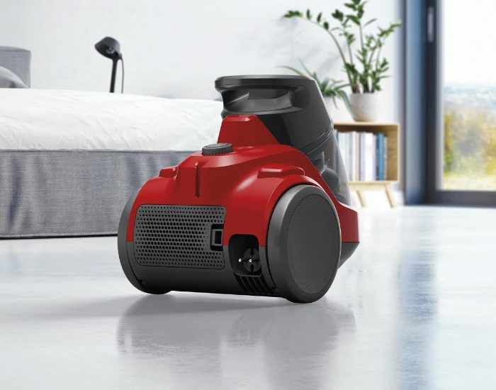 Electrolux EC414ANIM C4 Animal Bagless Vacuum Cleaner Rear