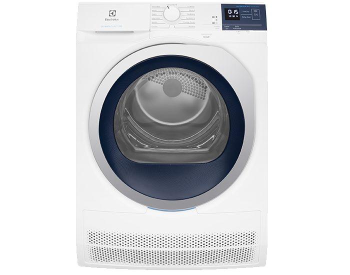 Electrolux EDC804BEWA 8Kg Condenser Dryer Front