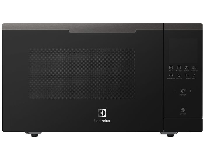 Electrolux EMF2529DSD 25L Dark Stainless Steel 7 Function Freestanding Combination Microwave
