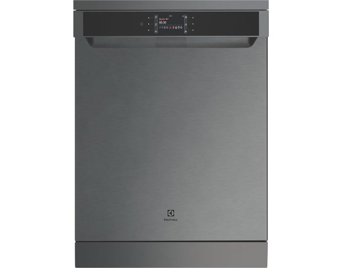 Electrolux ESF6768KXA 15 Place Setting Dishwasher in Dark Stainless Main