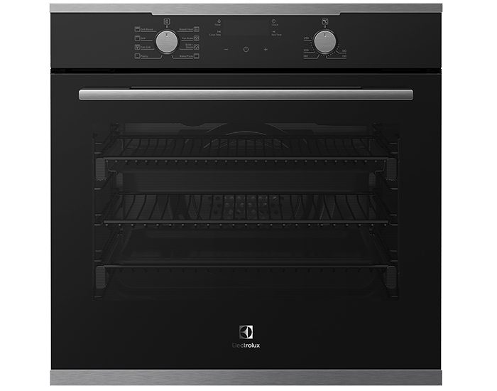 Electrolux EVE614SD 8 Function 60cm wall oven Main