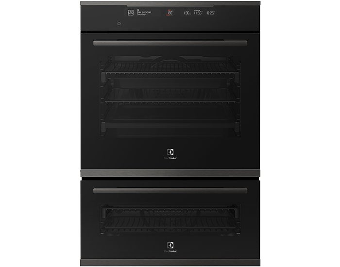 Electrolux EVE626DSD Dark Stainless Steel 60cm Duo Oven Main