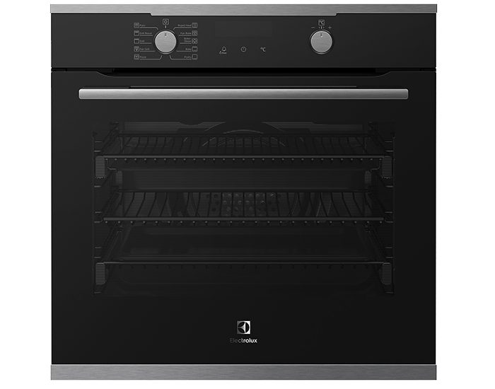 Electrolux EVEP614SD 60cm 10 Function Pyrolytic Oven Main