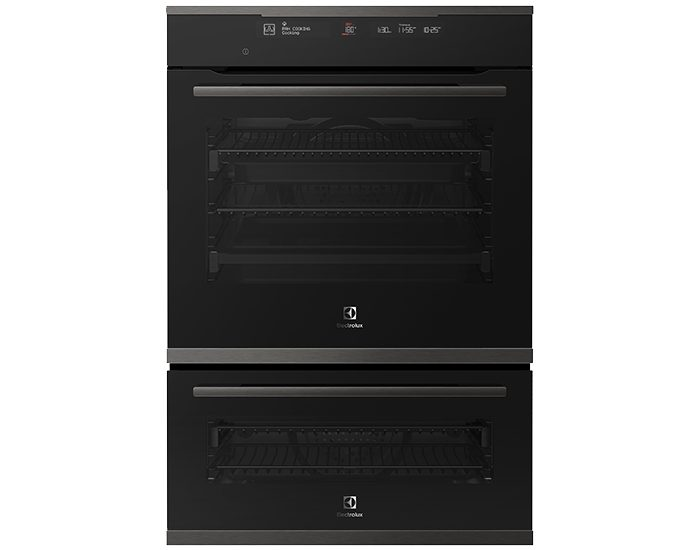 Electrolux EVEP626DSD 60cm Dark Stainless Steel Multi Function Duo Oven Main