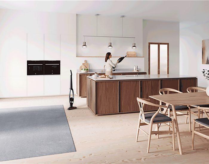 Electrolux Q7 Cordless Vacuum Cleaner WQ715OIB Lifestyle2