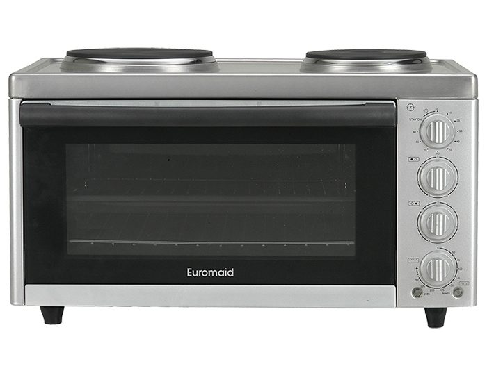 Euromaid MC130T Electric Benchtop Cooker