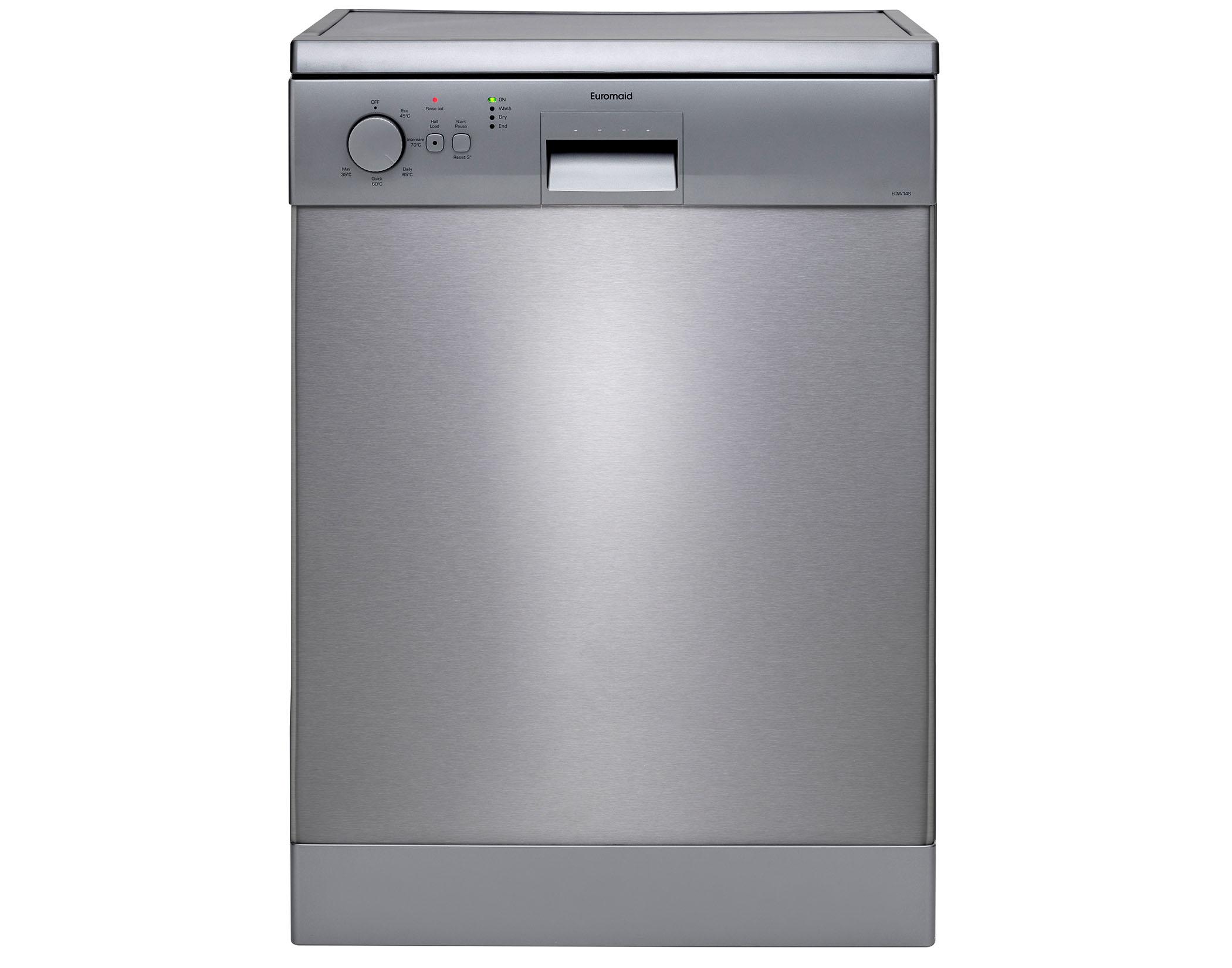 Euromaid EDW14S 60cm Freestanding Dishwasher main