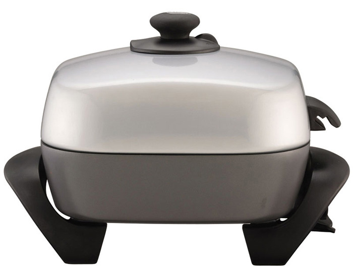 Cleaning Electric Frying Pan