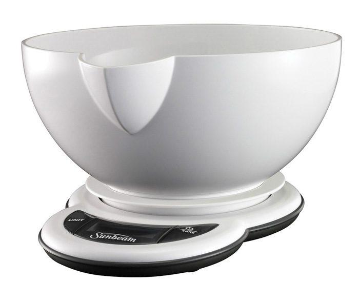 Sunbeam FS7600 3kg EasyMeasure® Foos Scale
